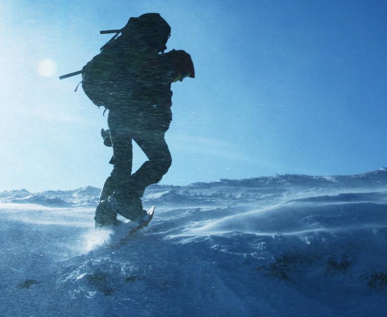 Durch den Schnee kämpfen: Stärken kommunizieren